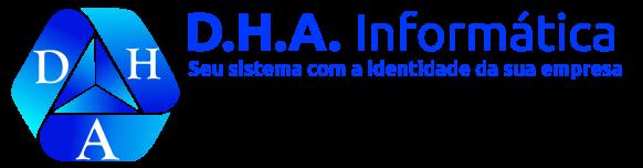 Loco da empresa DHA Informática